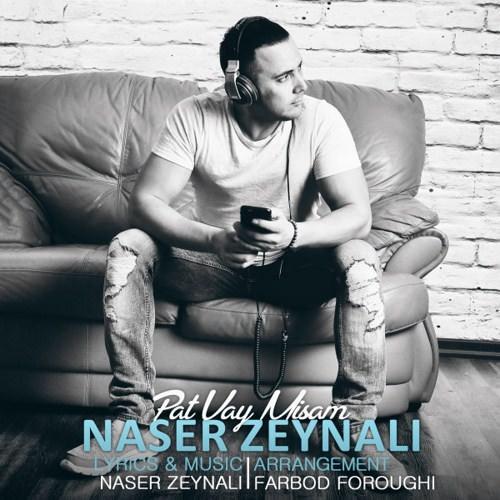 دانلود آهنگ جدید ناصر زینلی به نام پات وای میسم
