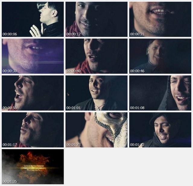 دانلود موزیک ویدئو جدید مجید یحیایی به نام از تو ممنونم