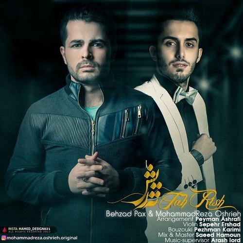 دانلود آهنگ جدید بهزاد پکس و محمدرضا عشریه به نام ته ریش