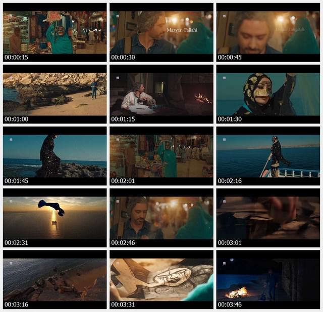 دانلود موزیک ویدئو جدید مازیار فلاحی به نام دلم تنگته