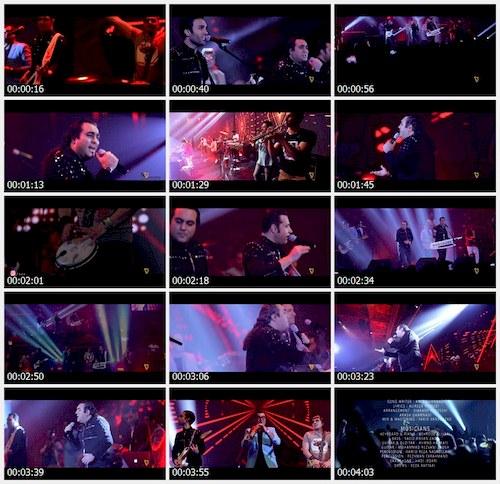 دانلود موزیک ویدیو گروه سون - ديوونه (اجراي زنده)