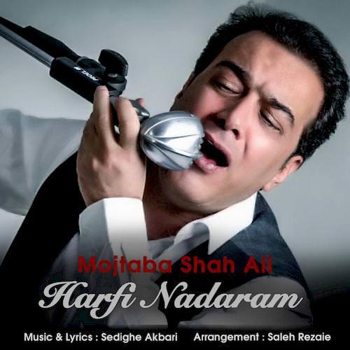 دانلود آهنگ جدید مجتبی شاه علی به نام حرفی ندارم