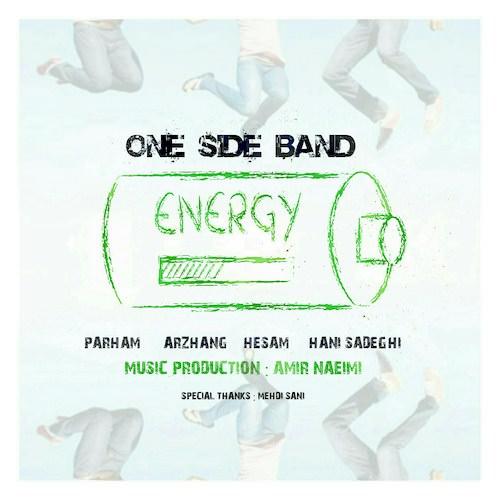 دانلود آهنگ جدید One Side Band به نام انرژی