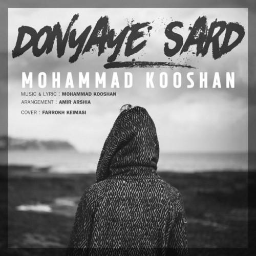 دانلود آهنگ جدید محمد کوشان به نام دنیای سرد