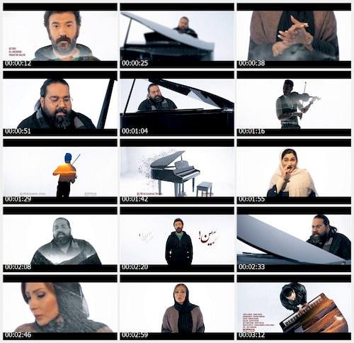 دانلود موزیک ویدیو رضا صادقی - نفس