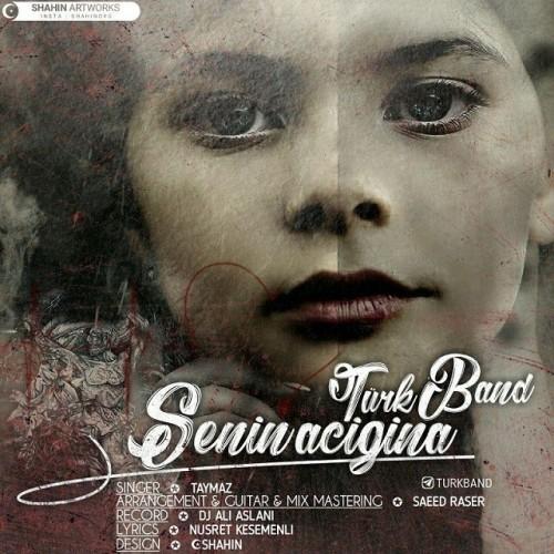 دانلود آهنگ جدید تورک بند به نام سنین آجیغینا