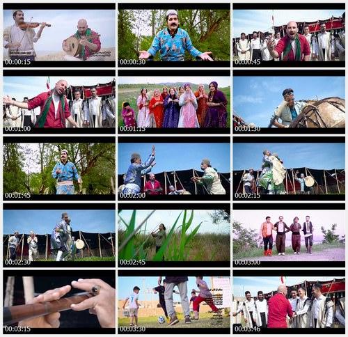 دانلود موزیک ویدیو عجم بند - سلام از قلب ایران