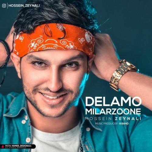 دانلود آهنگ جدید حسین زینالی به نام دلمو میلرزونه