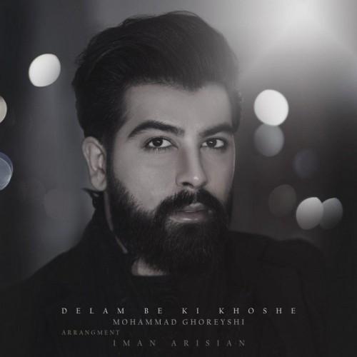 دانلود آهنگ جدید محمد قریشی به نام دلم به کی خوشه