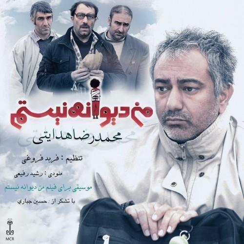 دانلود آهنگ جدید محمدرضا هدایتی به نام من دیوانه نیستم