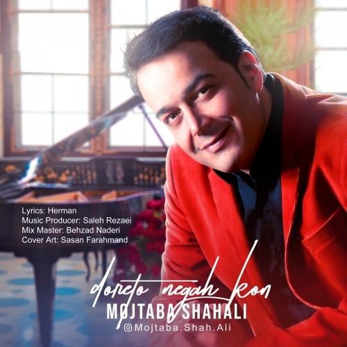 دانلود آهنگ جدید مجتبی شاه علی به نام دورتو نگاه کن