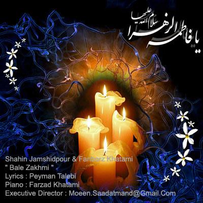 دانلود آهنگ جدید شاهین جمشید پور و فریبرز خاتمی به نام بال زخمی