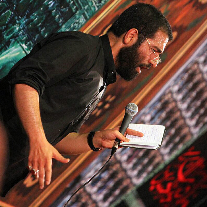 دانلود مراسم شب اول محرم 95 حاج حسین سیب سرخی