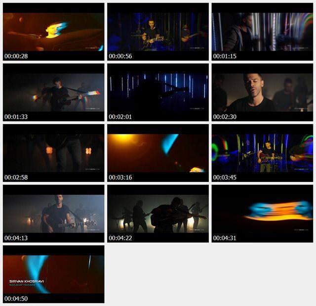 دانلود موزیک ویدئو جدید سیروان خسروی به نام سوژه هات تکراریه