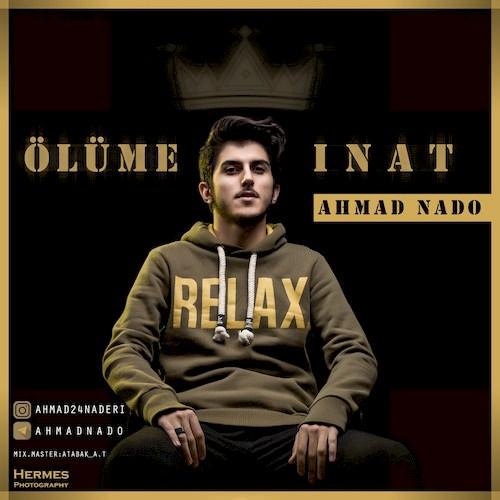 دانلود آهنگ جدید احمد نادو به نام Olume Inat