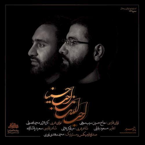 دانلود آهنگ جدید حسین سیب سرخی و محمد فصولی به نام احب الله من احب حسينا