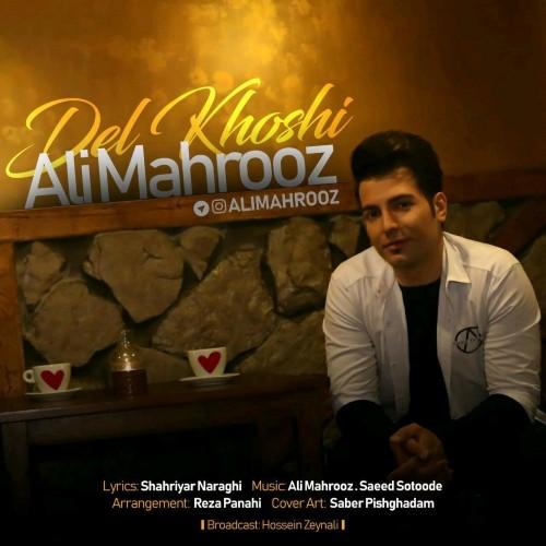 دانلود آهنگ جدید علی مهروز به نام دلخوشی