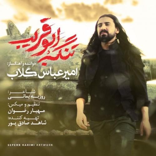 دانلود آهنگ جدید امیرعباس گلاب به نام تنگه ابوقریب