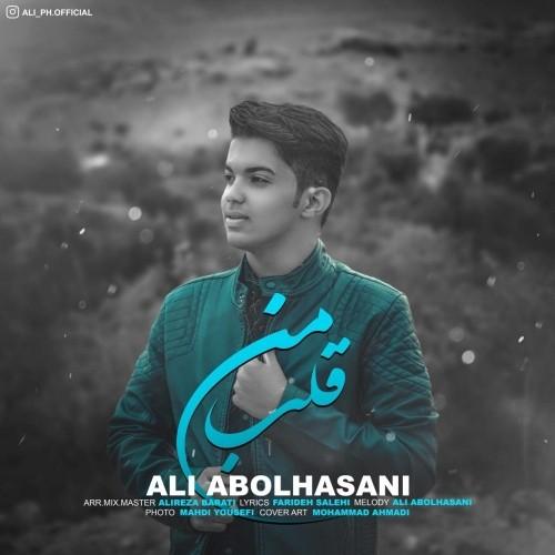 دانلود آهنگ جدید علی ابولحسنی به نام قلب من