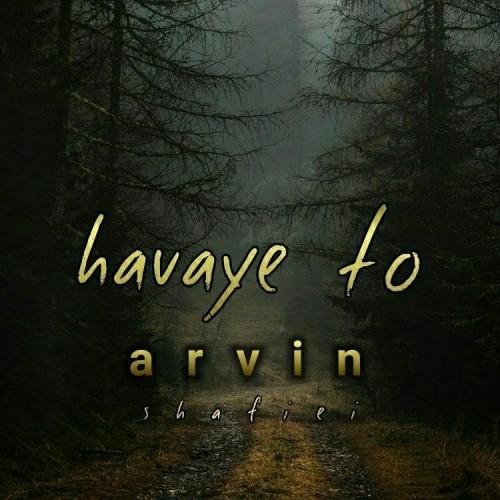 دانلود آهنگ جدید آروین شفیعی به نام هوای تو