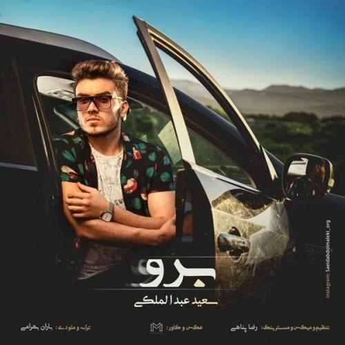 دانلود آهنگ جدید سعید عبدالملکی به نام برو