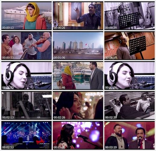 دانلود موزیک ویدیو پرویز پرستویی و عایشه گل - این صدای منه