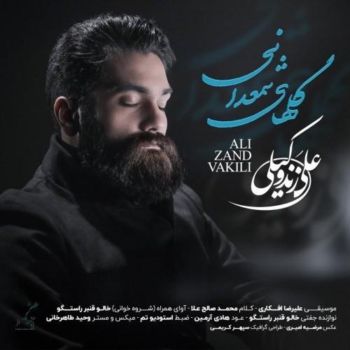 دانلود آهنگ جدید علی زند وکیلی به نام گلهای شمعدانی