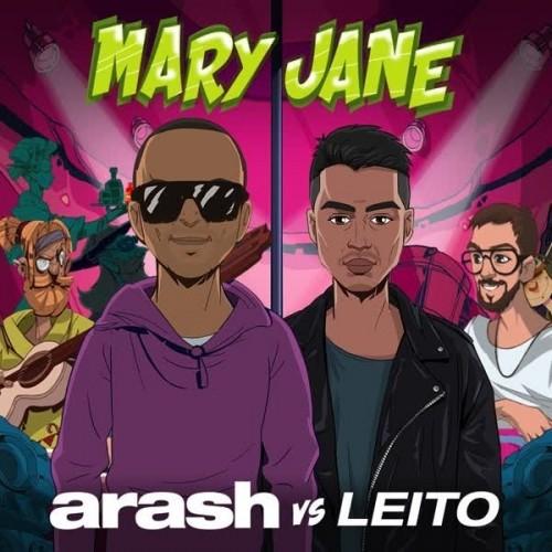 دانلود آهنگ جدید آرش و بهزاد لیتو به نام مری جین