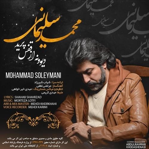 دانلود آهنگ جدید محمد سلیمانی به نام دیوونه از قفس پرید