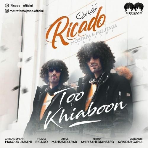 دانلود آهنگ جدید گروه ریکادو به نام توو خیابون