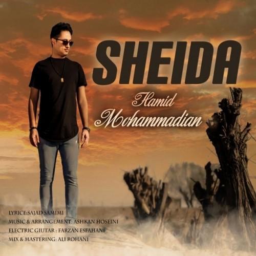 دانلود آهنگ جدید حمید محمدیان به نام شیدا