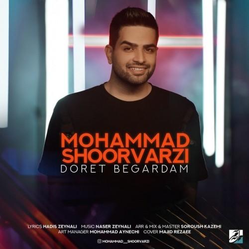 دانلود آهنگ جدید محمد شورورزی به نام دورت بگردم
