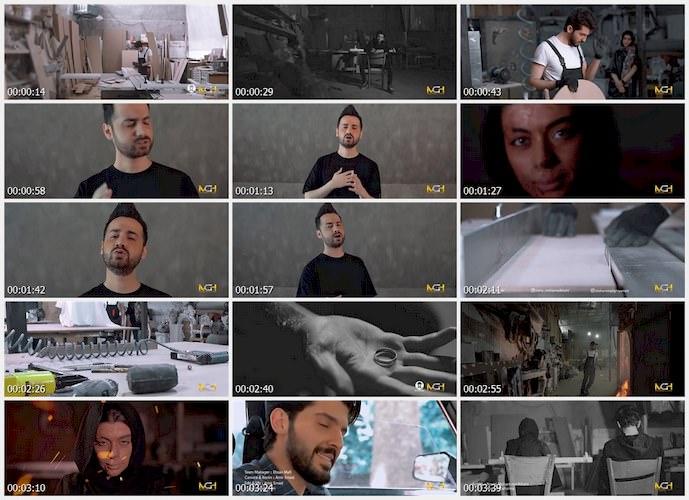 دانلود موزیک ویدیو سامان جلیلی - جنون