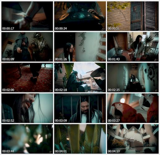 دانلود موزیک ویدیو امیر عباس گلاب - دوس دارم