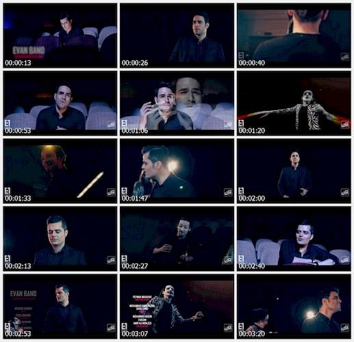 دانلود موزیک ویدیو ایوان بند - شاه نشین قلبم