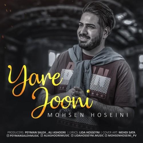 دانلود آهنگ جدید محسن حسینی به نام یار جونی