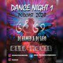 دانلود پادکست جدید دی جی حامد و دی جی ساسی به نام Dance Night 1