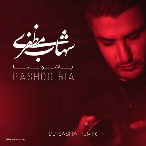 دانلود آهنگ جدید شهاب مظفری به نام پاشو بیا (دیجی ساشا ریمیکس)