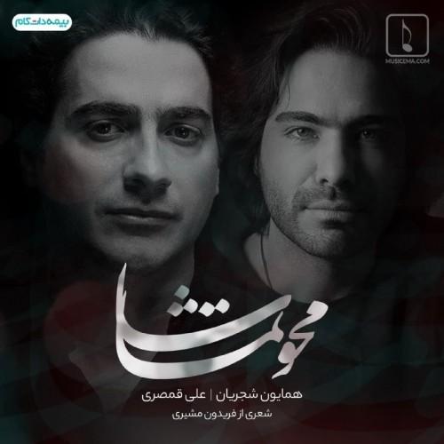 دانلود آهنگ جدید همایون شجریان و علی قمصری به نام محو تماشا