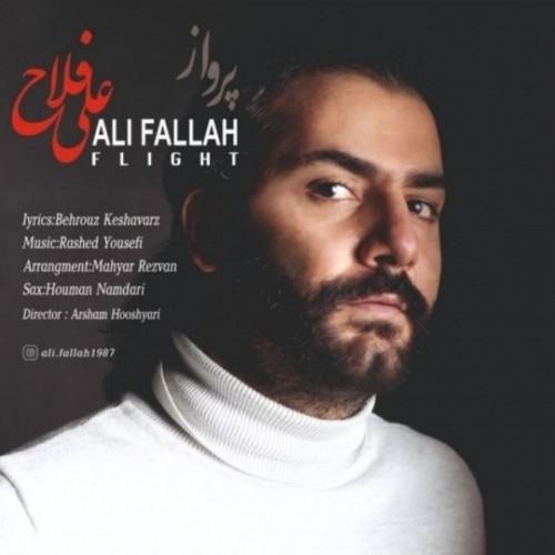 دانلود آهنگ جدید علی فلاح به نام بال پرواز