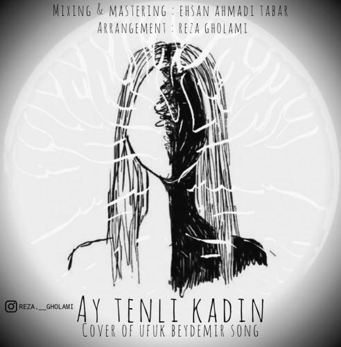 دانلود آهنگ جدید رضا غلامی به نام Ay Tenli Kadin