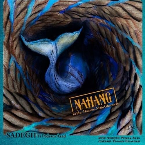دانلود آهنگ جدید صادق و پدرام آزاد به نام نهنگ تو حوض همون ماهی قرمزه