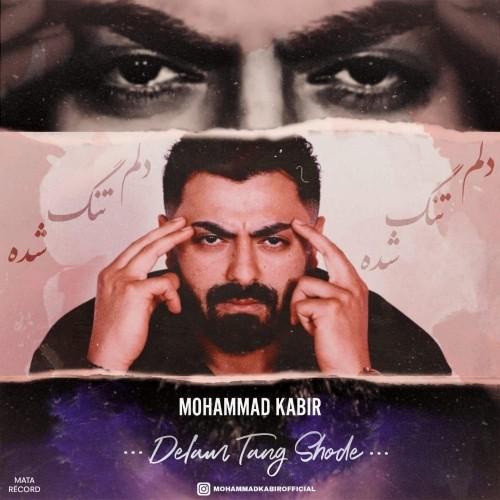 دانلود آهنگ جدید محمد کبیر به نام دلم تنگشده