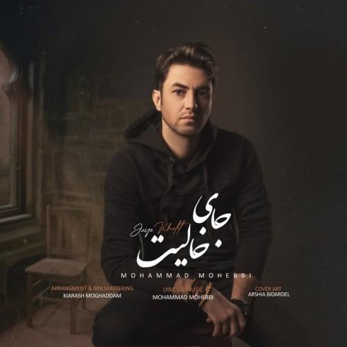 دانلود آهنگ جدید محمد محبی به نام جای خالیت