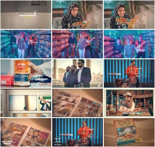 دانلود موزیک ویدیو محسن ابراهیم زاده - طاقچه بالا
